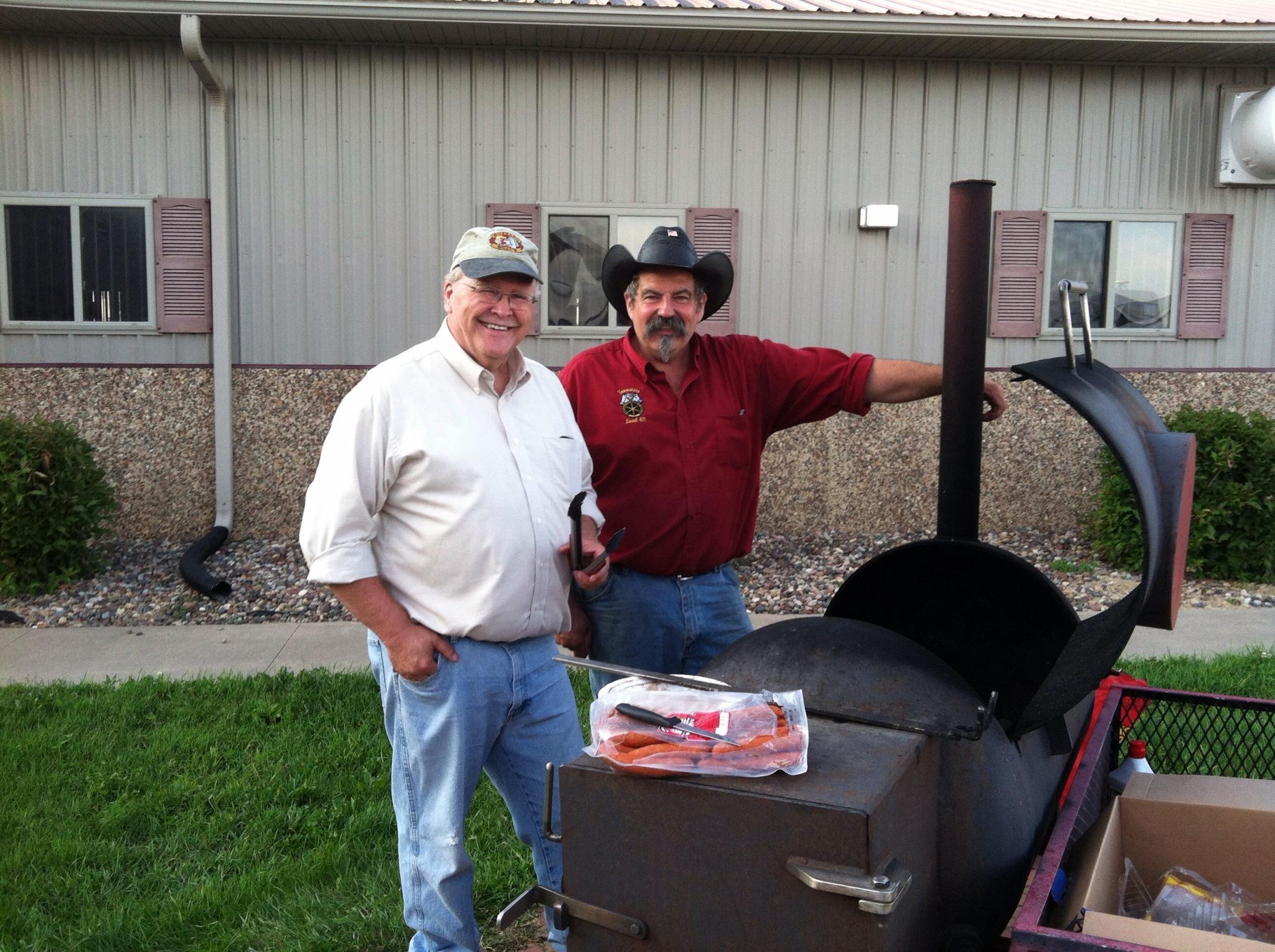 Gary Carlson & Jerome Bauman